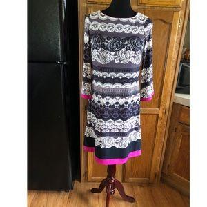 Eliza J. Shift Style Dress Size 8